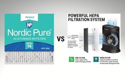 MERV vs HEPA Air Filters