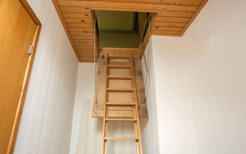 Attic Ladder