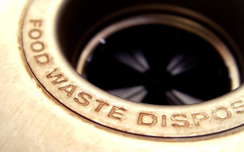 Garbage Disposal Leak
